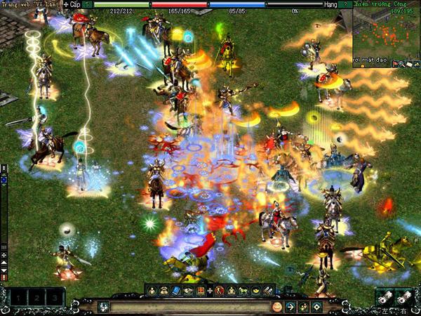 """Có thời gian, KS trở thành """"vấn nạn"""" trong game MMORPG, tạo nên những cuộc chiến lớn"""