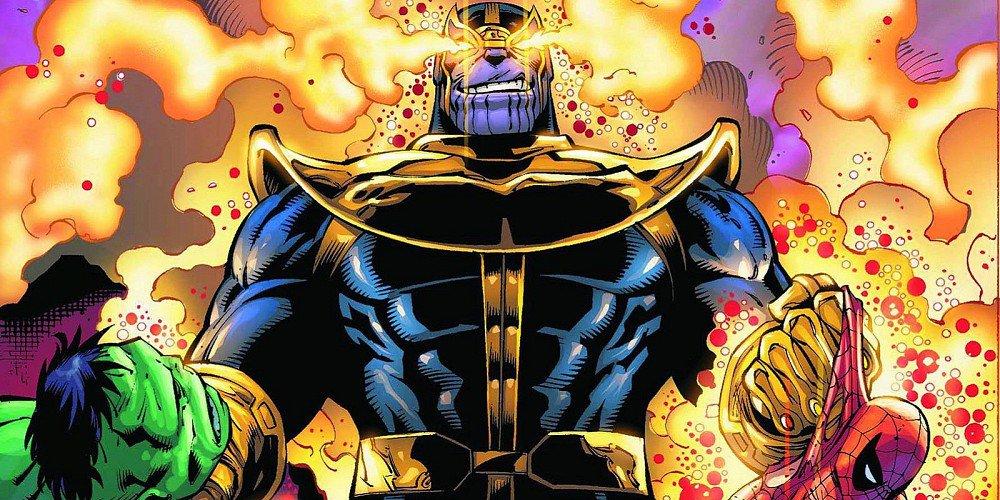"""Sức mạnh của Thanos khiến mọi """"ngôi sao"""" như Spiderman, Hulk, Iroman… đều sẽ bị lu mờ"""