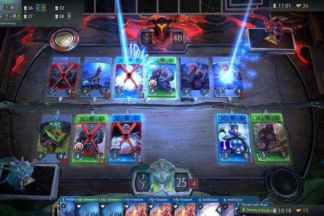 Artifact bất ngờ đội mồ sống dậy, tăng 1000% người chơi sau khi mở cửa miễn phí - Ảnh 2.