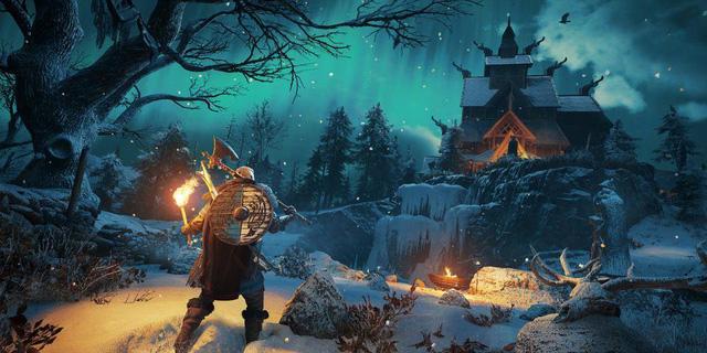 Assassins Creed: Valhalla chính thức lộ diện với thời đại Viking - Ảnh 4.