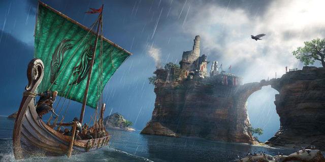 Assassins Creed: Valhalla chính thức lộ diện với thời đại Viking - Ảnh 6.