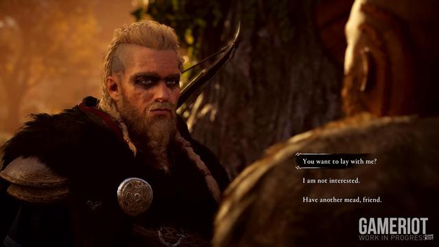 Assassin's Creed: Valhalla sẽ có nhiều cảnh 18+, cần tránh xa trẻ em - Ảnh 2.