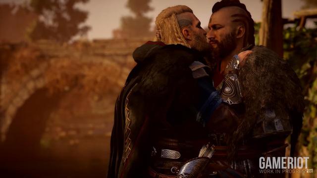 Assassin's Creed: Valhalla sẽ có nhiều cảnh 18+, cần tránh xa trẻ em - Ảnh 3.