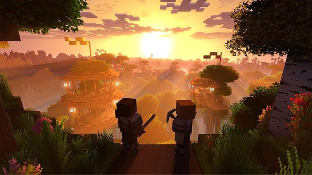 Bản cập nhật đồ họa siêu đỉnh của Minecraft bất ngờ bị ngừng phát triển - Ảnh 1.