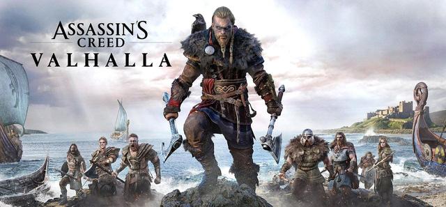Assassins Creed: Valhalla chính thức lộ diện với thời đại Viking - Ảnh 1.