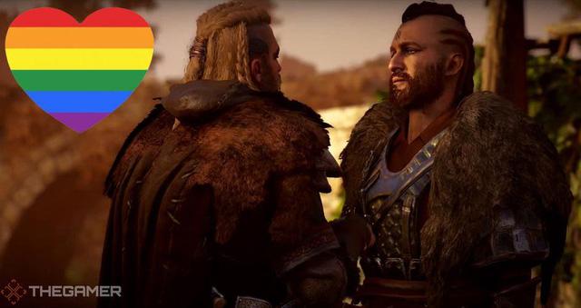 Assassin's Creed: Valhalla sẽ có nhiều cảnh 18+, cần tránh xa trẻ em - Ảnh 1.