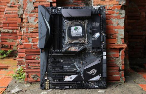 Asus ROG Strix X299-E – Game thủ Việt chờ Core i9 đã cảm thấy sôi động chưa?