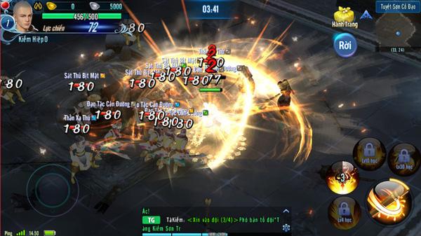 Đòi Võ Lâm Truyền Kỳ Mobile mở giao dịch, game thủ nhận gạch