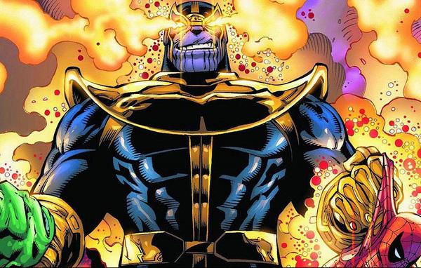 """Infinity War sẽ giết Vision, Thanos vì gái """"cân"""" tất cả?"""