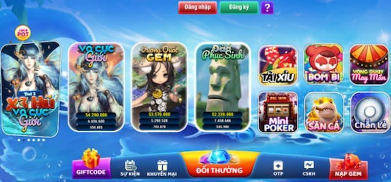 Bayvip – Cổng game đổi thưởng online hàng đầu Việt Nam – Kiemtieu